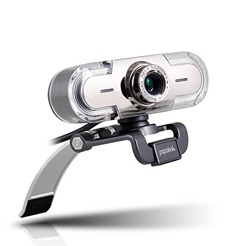 HD Webcam Kamera USB Mit Mikrofon für Computer PC Laptop Notebook