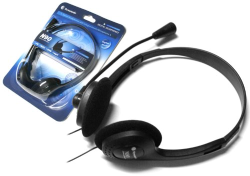 ichoose digitales stereo headset integriertes boom. Black Bedroom Furniture Sets. Home Design Ideas