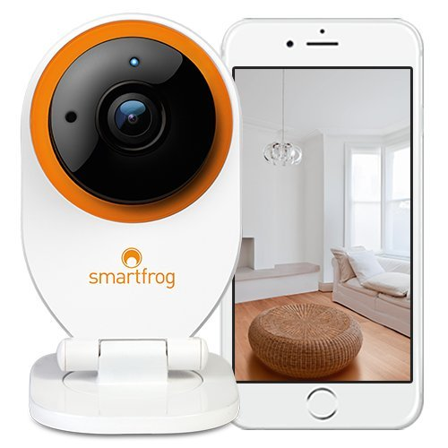 smartfrog wlan hd berwachungskamera ip kamera innen mit. Black Bedroom Furniture Sets. Home Design Ideas